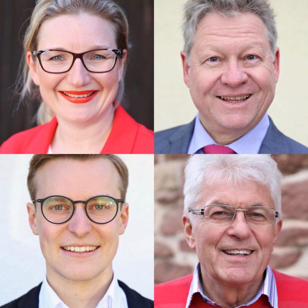 Die FDP Fraktion im GR von Winnenden
